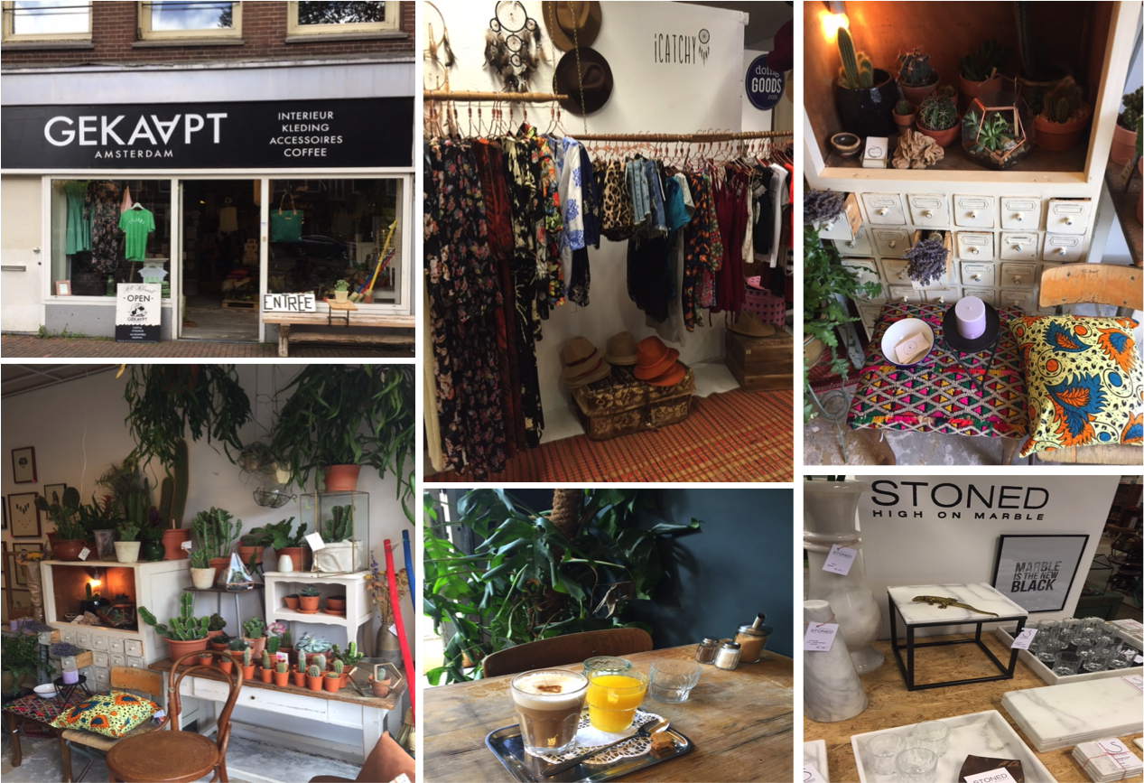 These are the coolest concept stores in amsterdam