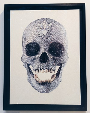 Famous art by damien hirst