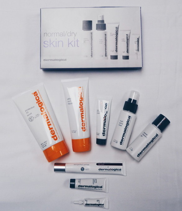 Travel kit Dermalogica