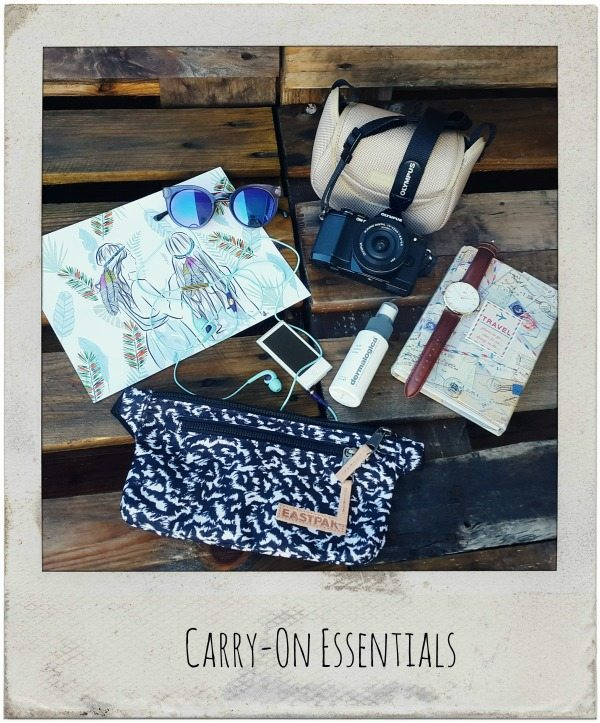 carry on essentials philippines