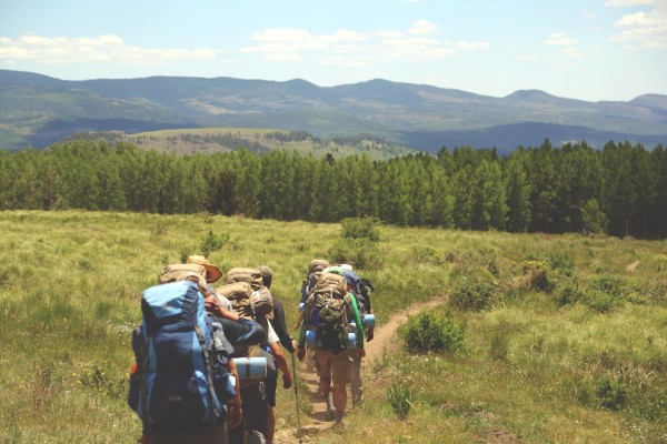 RTL Basecamp is looking for Backpackers!