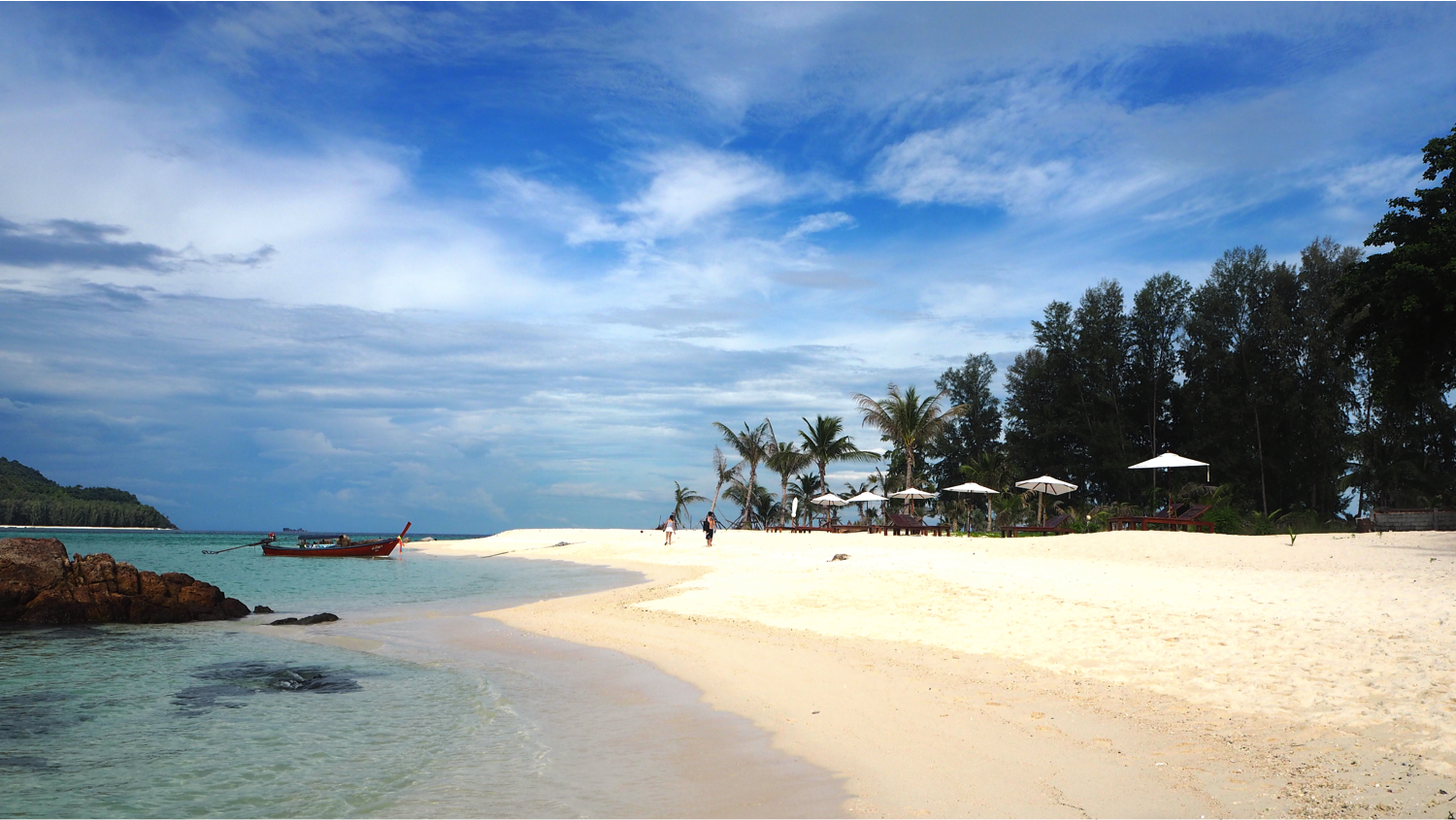Koh Lipe tropical island