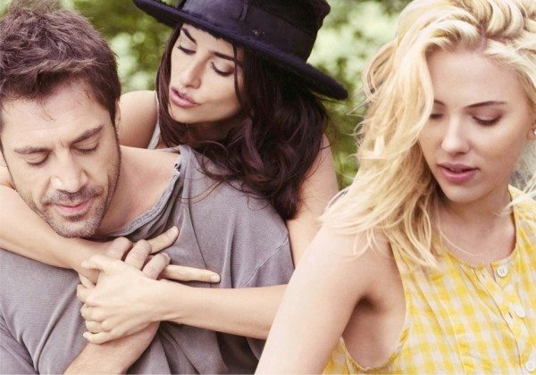 oscar nominated Vicky christina Barcelona
