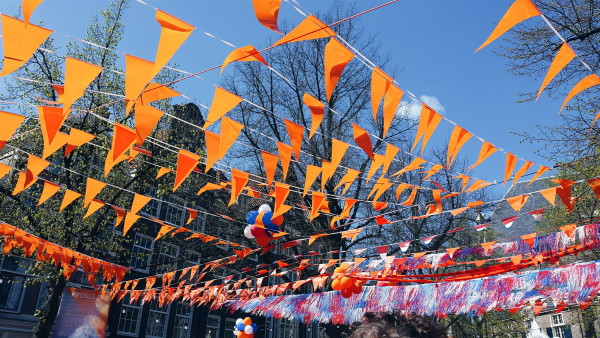 kingsday events 2016