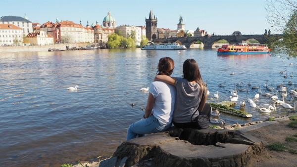 Wanderlust in Prague