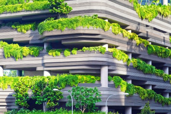 Sustainable hotels in Amsterdam