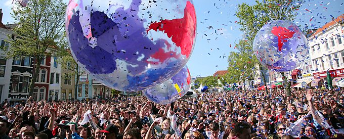 These are the best parties in Amsterdam on May 5th