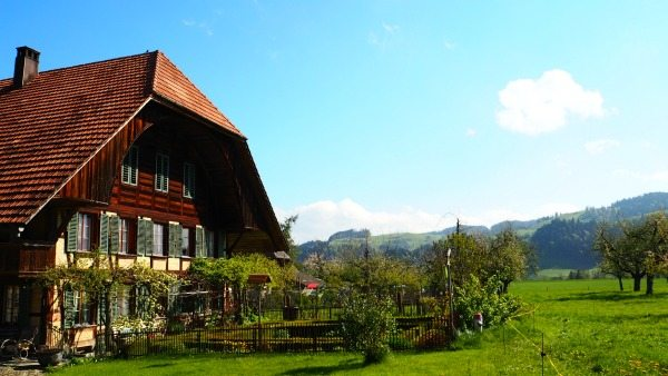 Bed & Breakfast Emmental