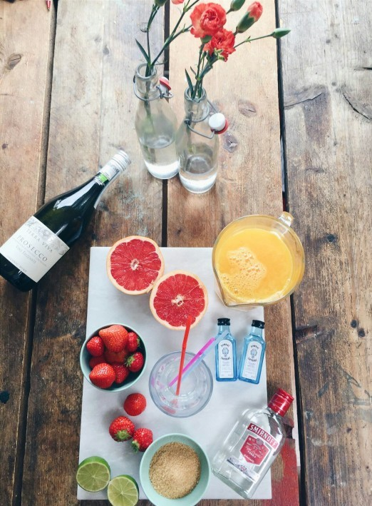 Recipe » This summer's best cocktail!