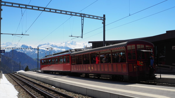 Rigi Railways, Switzerland