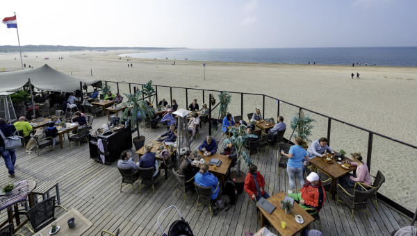 Top 10 beach clubs Netherlands