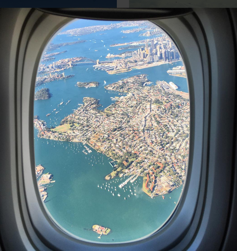 12 Amazing Shots Out Of An Airplane Window Seat