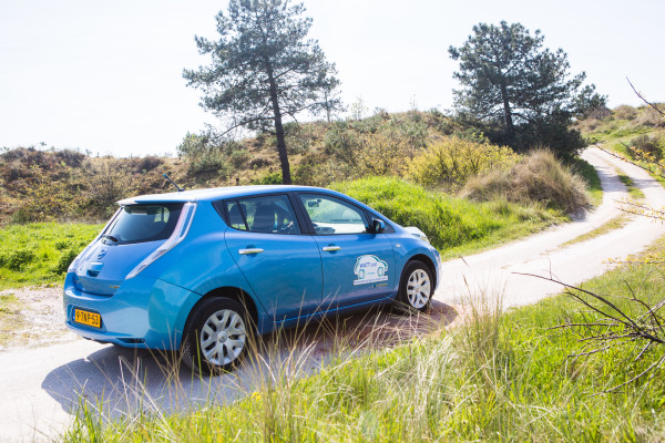 Watt Car, a cool sustainable car project on Terschelling!