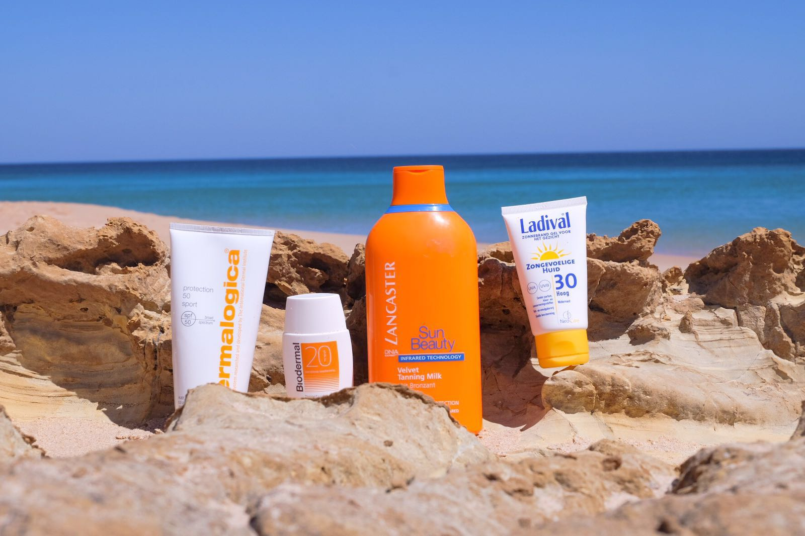 The secret for a long-lasting golden tan for this summer!