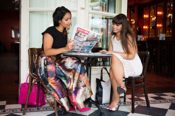 The Wander-Lust of.. the powerladies behind lifestyle blog Tete à Tete
