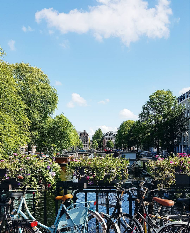 Amsterdam Events Calendar for July