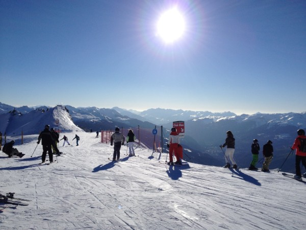 lesarcs, one of the best ski regions in Europe