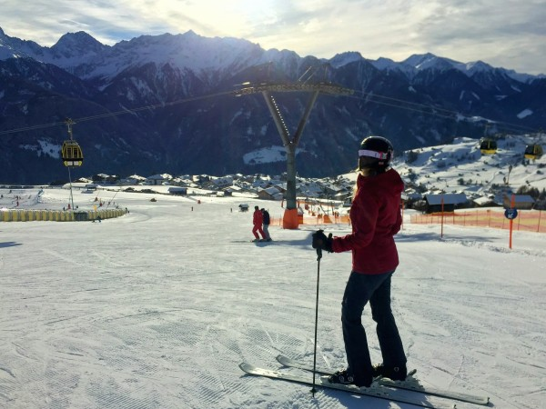 Beginners guide to wintersport in Fiss