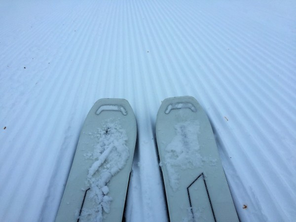 Private piste Zillental