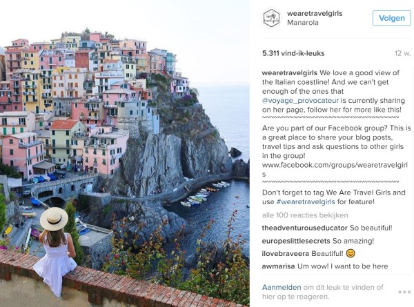 Top 5 travel Instagram accounts we-are-travelgirls