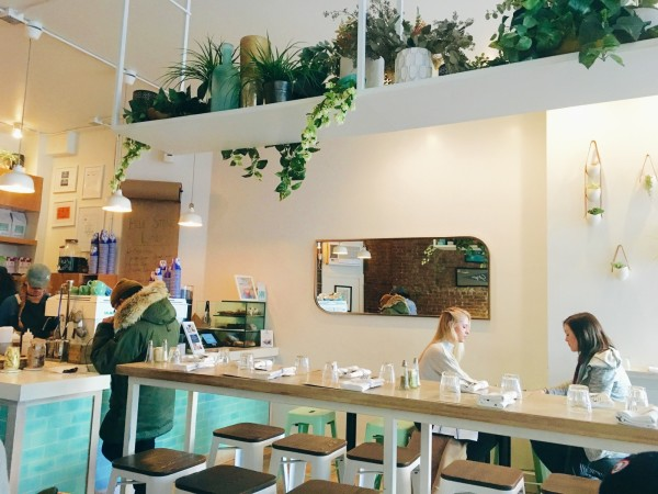 Bluestone Lane, Breakfast Spots in West Village