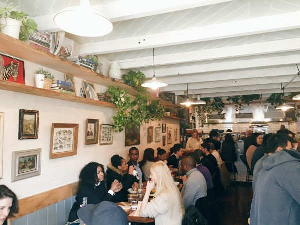 The Wild Son, Breakfast Spots in West Village