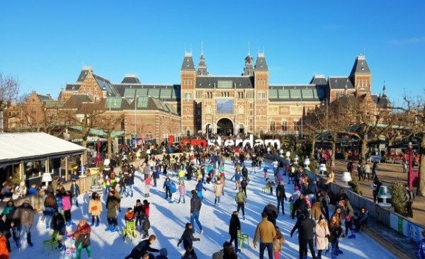 Amsterdam Event Calendar for February 2017