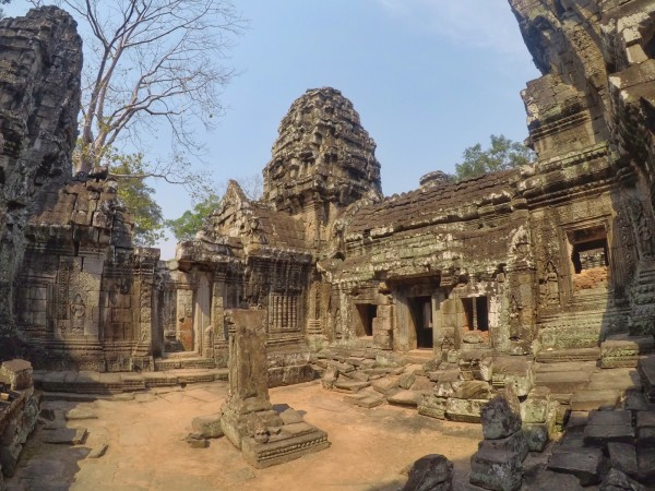 Angkor Wat takes you back in time