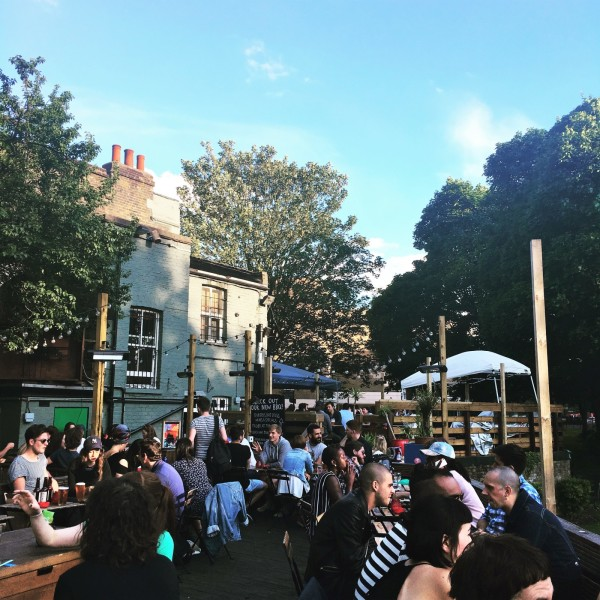 pub-on-the-park, The Best Terraces and Rooftops in East London