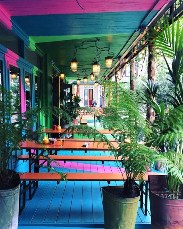 7 x New Hotspots in Amsterdam this July
