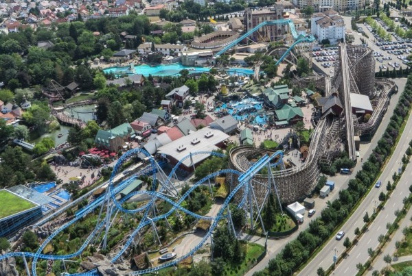 Europa Park » Fun for the young and old