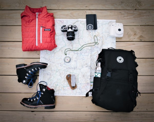 Living out of a backpack, the essential tips before take off