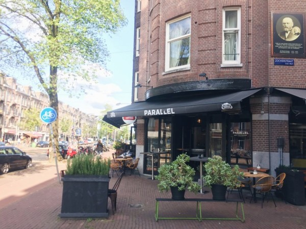 Parallel Amsterdam brings Spain to the city