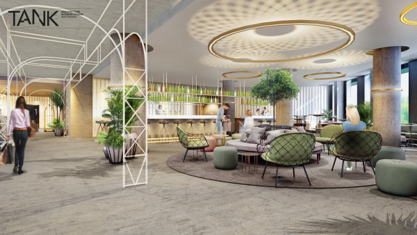 QO will be one of the most sustainable hotels in Europe