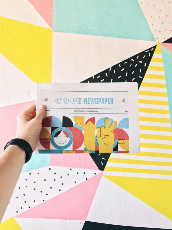 Platform for Positivity » Good News Is Out There