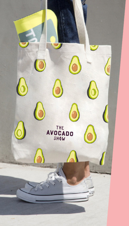 The Avocado Show opens up The Backstage